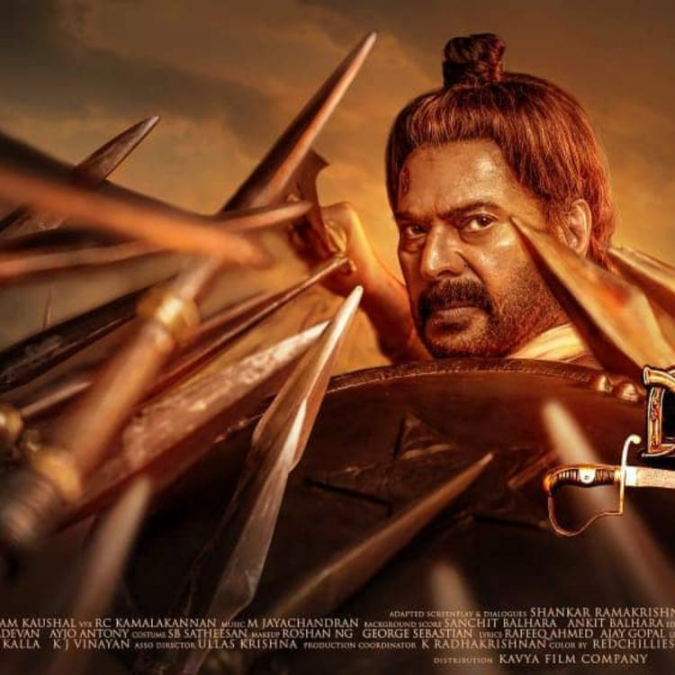 Mamangam: Mammootty unveils a new poster of the magnum opus; View Pic