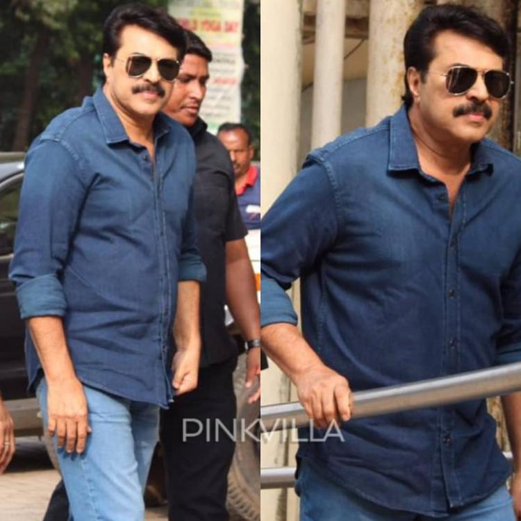 Mammootty reacts on Hyderabad rape and murder case at Mamangam event in Mumbai; WATCH