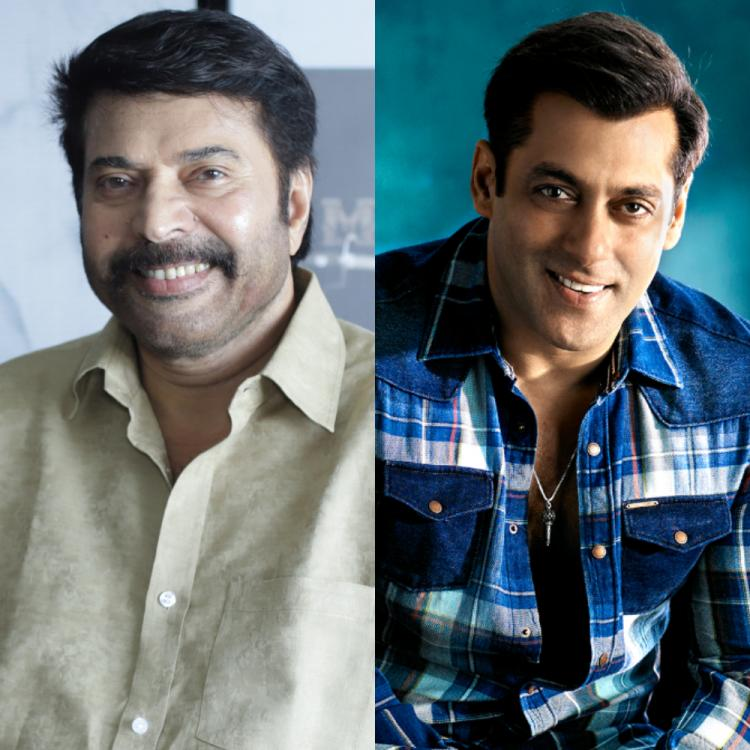 EXCLUSIVE: Mammootty on working with Salman Khan: We can't afford him, I'll do a Hindi film with him