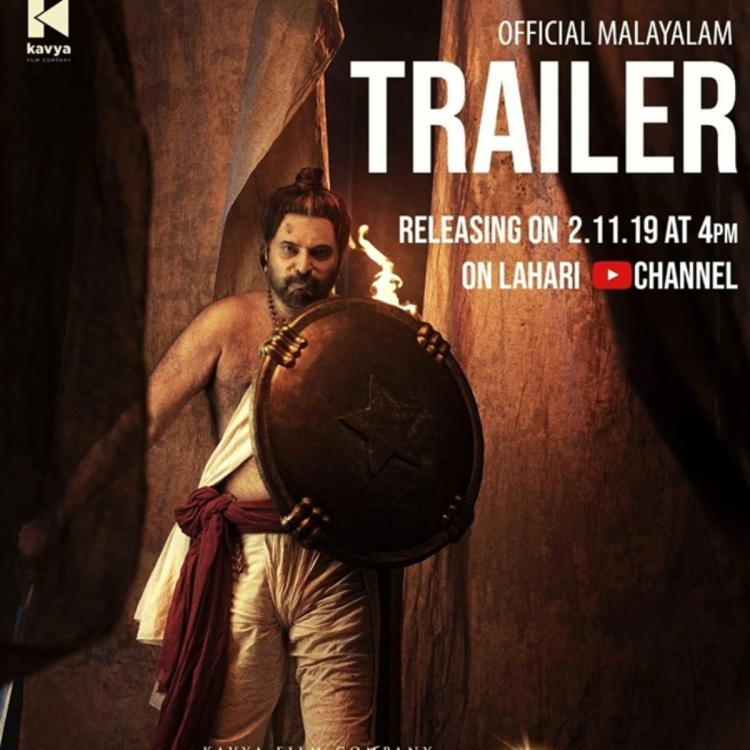 Mamangam: The magnum opus starring Mammootty to release its official trailer tomorrow