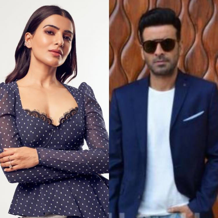 Manoj Bajpayee is all praises for his The Family Man 2 co star Samantha Akkineni; Says 'You are fantastic'