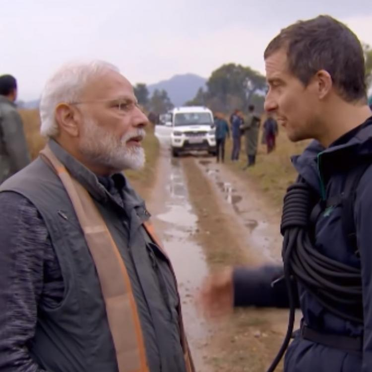 Man Vs. Wild with Bear Grylls: PM Narendra Modi's episode has Twitterati producing memes at the speed of light