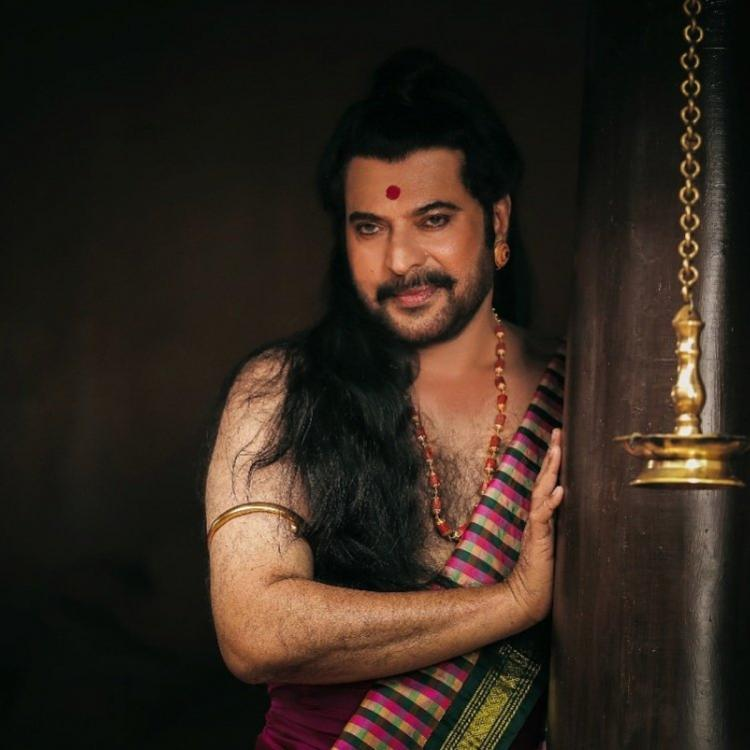 Mamangam: Mammootty's new look from the upcoming film is enchanting; View Pic