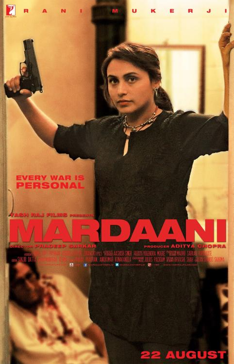 Rani Mukherji Birthday Special: Mardaani to Hichki, 5 movies of the actor that celebrate womanhood