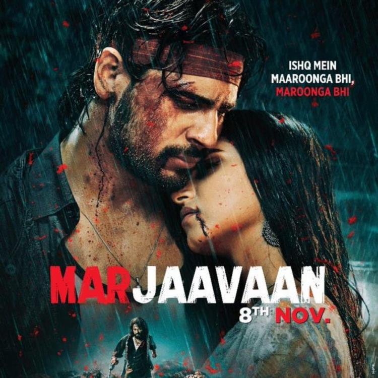 Marjaavaan Poster: Sidharth Malhotra is all set to take on dwarf Riteish Deshmukh for his love Tara Sutaria