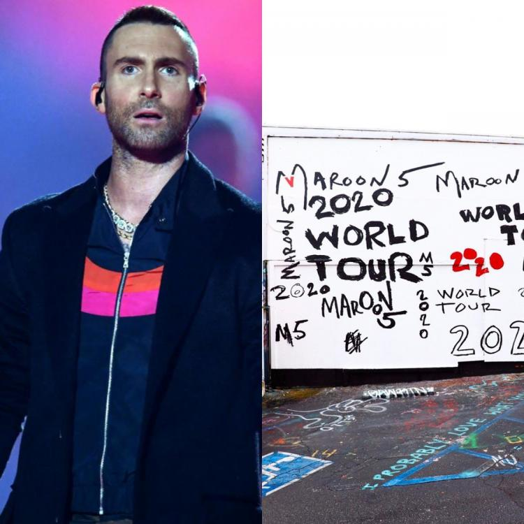 Maroon 5 Tour 2020.Maroon 5 S 2020 Tour Will Enthral The Fans At Portland In