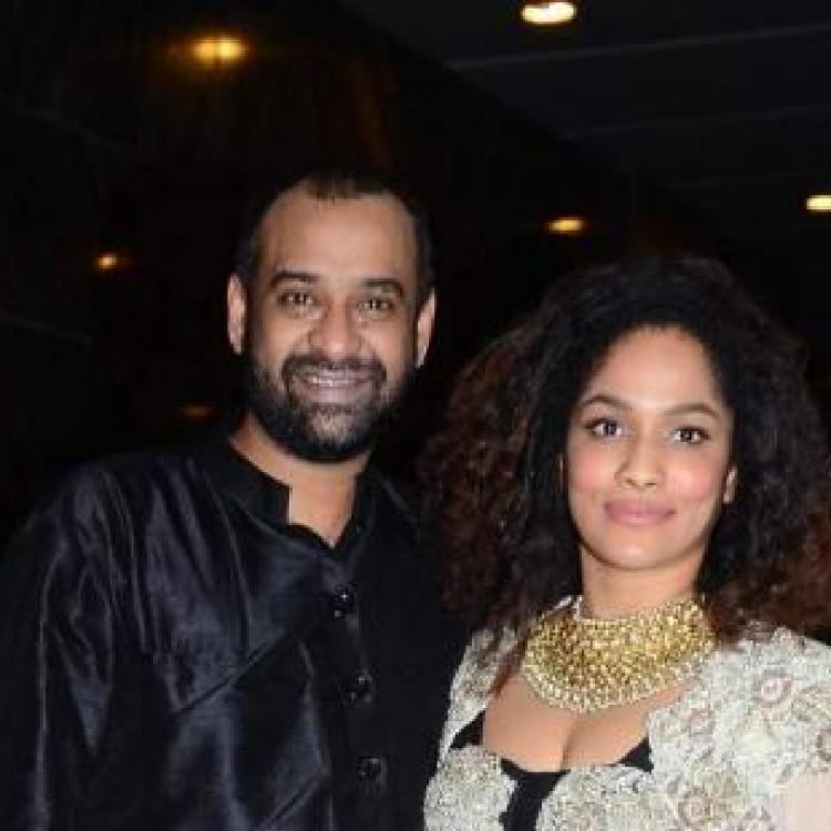 Masaba Gupta refrains her right to Alimony post divorce with Madhu Mantena; Read More