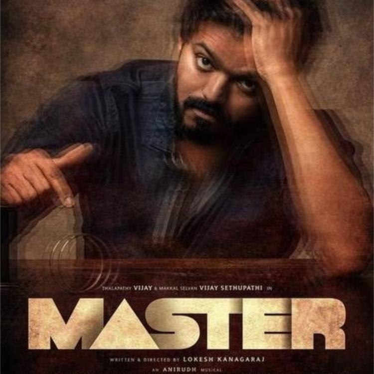 Vijay starrer Master's second look to be revealed on THIS date? Find Out