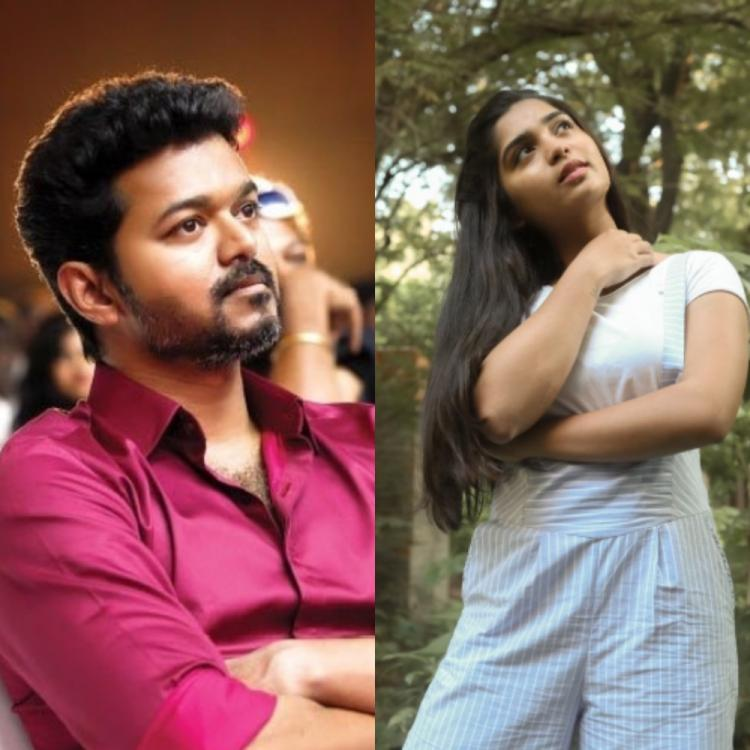 Master actress Gouri G Kishan on working with Vijay: Sharing space with him is a dream come true