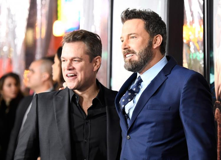 Matt Damon revealed how Ben Affleck saved him from getting a beating up at High school