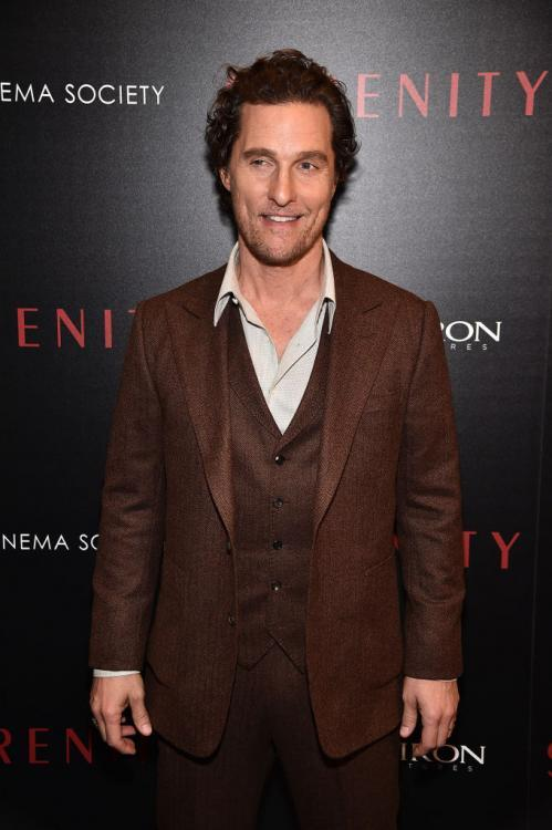 After years of wait, Matthew McConaughey joins Instagram officially