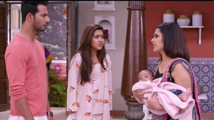 Tujhse Hai Raabta June 14, 2019 Written Update: Sampada gets Moksh's custody