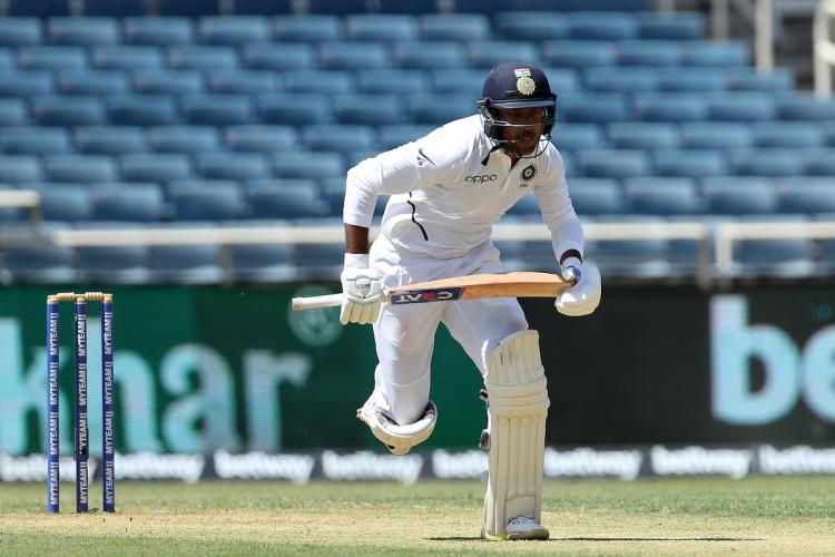 Mayank Agarwal speaks on debut home series against South Africa and his journey in Test cricket