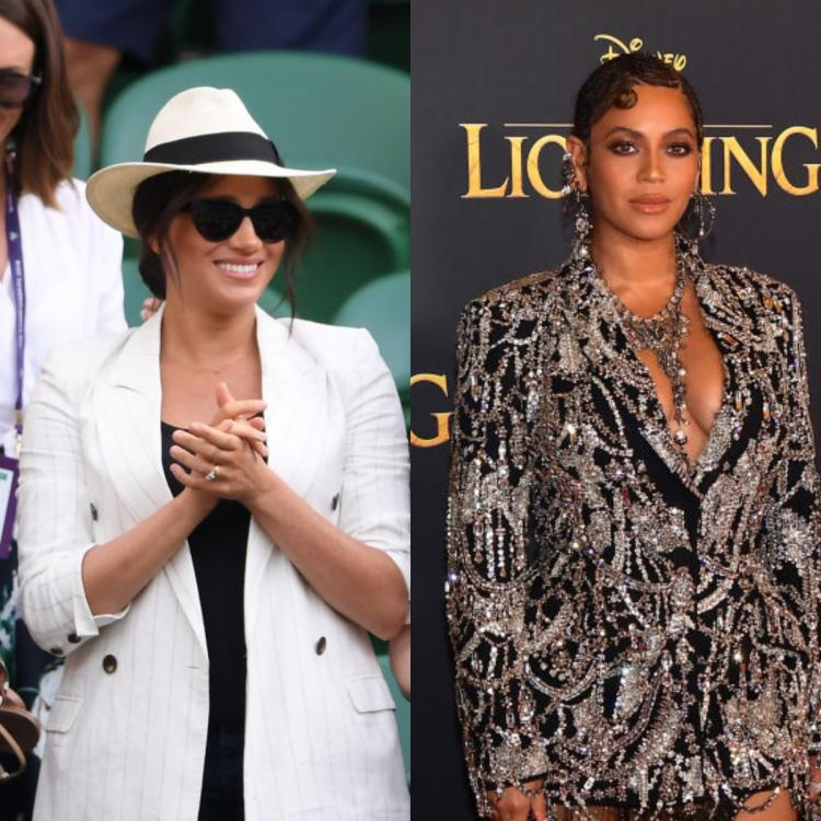 Meghan Markle and Beyoncé will Run The World at The Lion King Premiere in London; Deets Inside