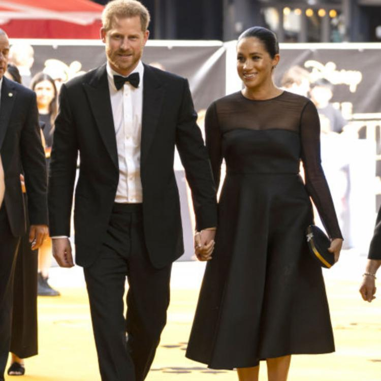 Meghan Markle at The Lion King Premiere: THIS is how much the Duchess of Sussex's black dress costs