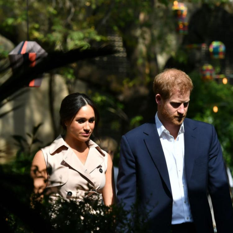 Meghan Markle BANS Prince Harry from travelling to the UK & meet Coronavirus infected Prince Charles