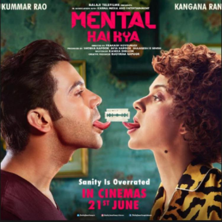 EXCLUSIVE: Mental Hai Kya title: Here's the truth on reports suggesting Ekta Kapoor considering title change