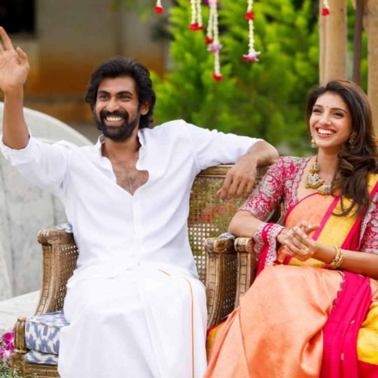 Rana Daggubati on his confession to Miheeka Bajaj about marriage: She knew what I was going to say