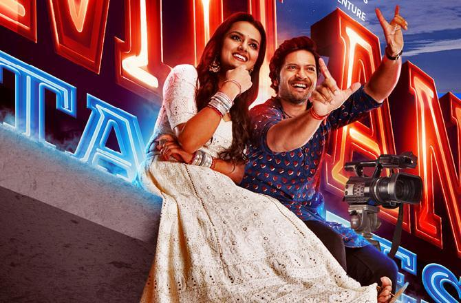 Milan Talkies Mid Movie Review: Tigmanshu Dhulia's desi romantic drama is predictable but a fun ride