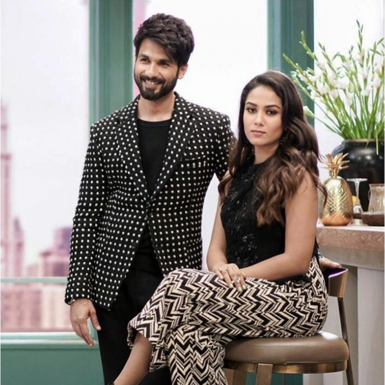 Shahid Kapoor said THIS when he was asked who would he have married if not Mira Rajput
