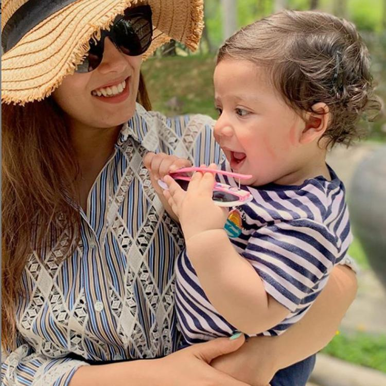 Mira Rajput's picture with Misha and Zain Kapoor is all about happiness and unconditional love; See Post