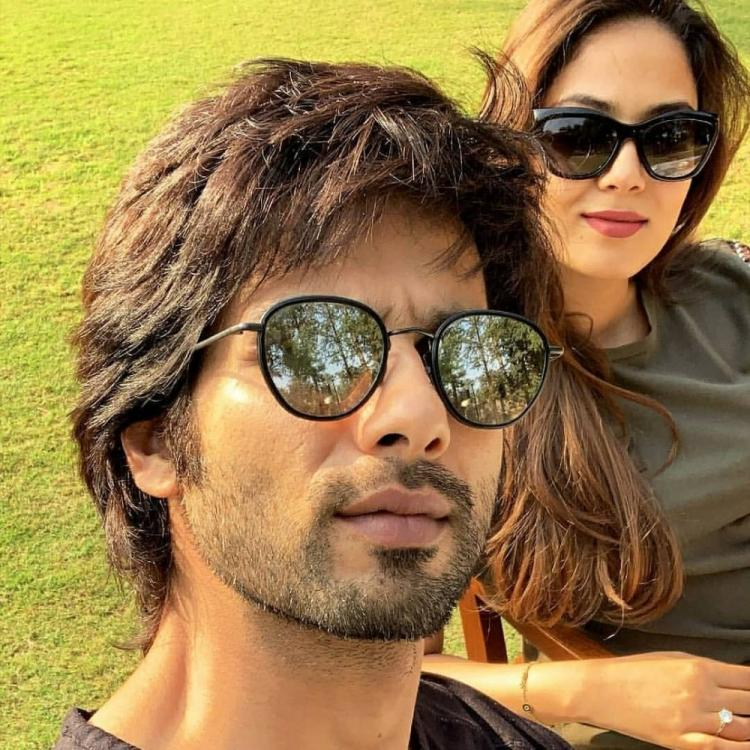 Shahid Kapoor opens up on him being better at sexting than wife Mira Rajput