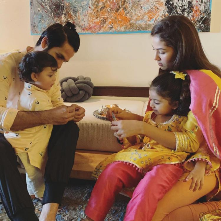 Shahid Kapoor talks about marriage to Mira Rajput, says 'Our kids are the first two projects we did together'