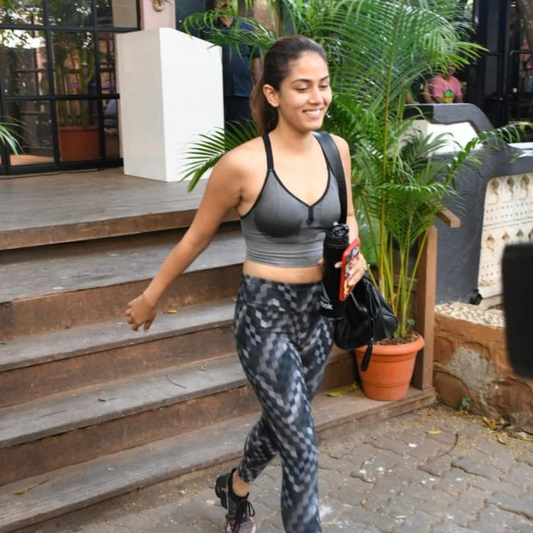 PHOTOS: Mira Rajput clubs fitness with style in her recent gym look when spotted out and about in the city
