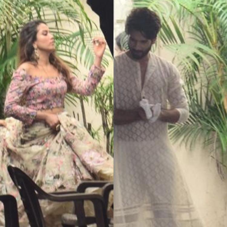 Photos,Shahid Kapoor and Mira Rajput