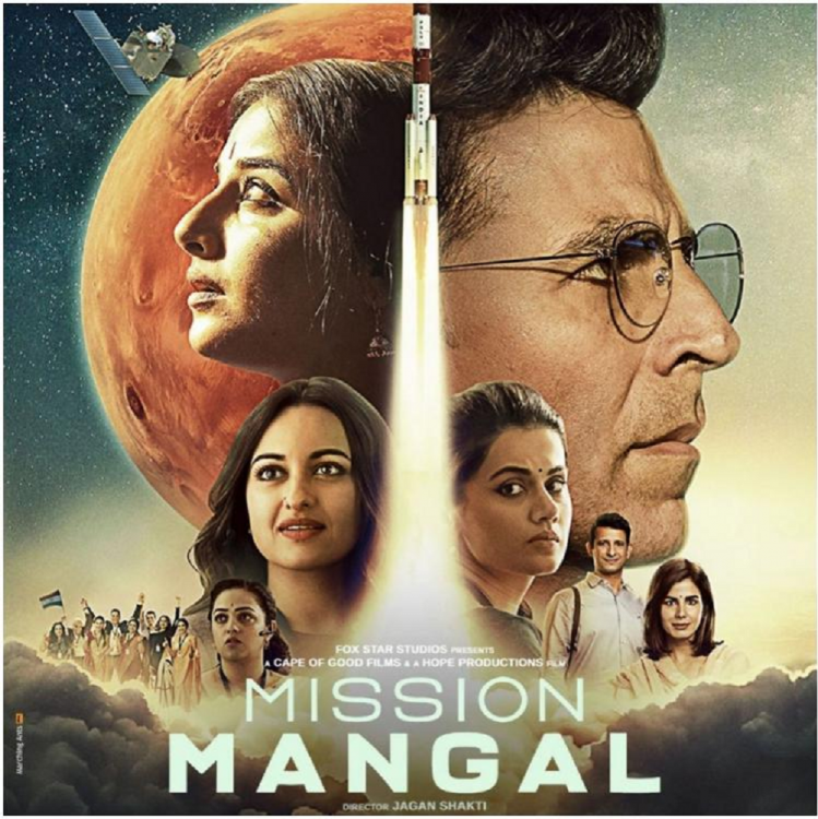 Mission Mangal Box Office Collection Day 1