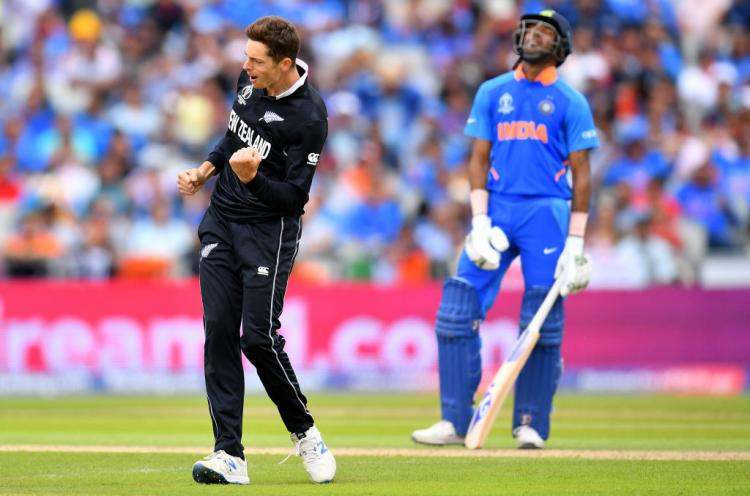 Former Indian cricketer Krishnamachari Srikkanth feels that India gave too much respect to Mitchell Santner