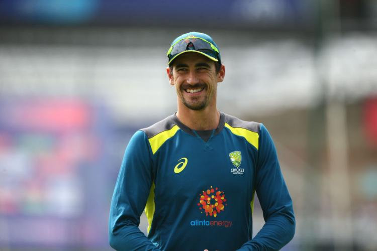 Mitchell Starc REVEALS what inspired him to perform against England in ICC World Cup 2019