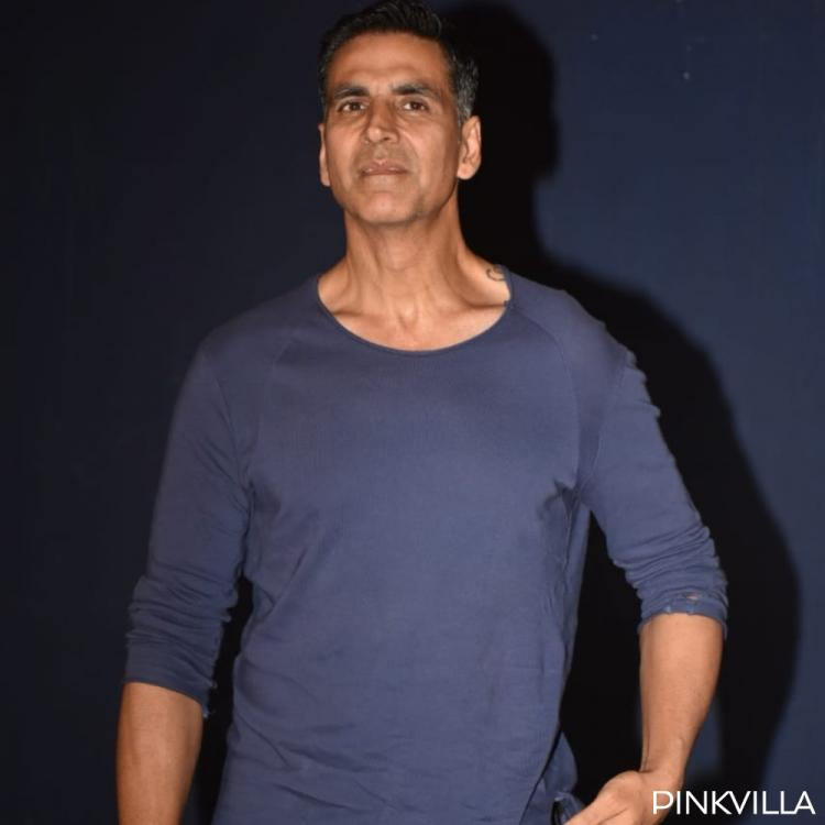 PHOTOS: Mission Mangal actor Akshay Kumar attends a special screening of the movie in the city