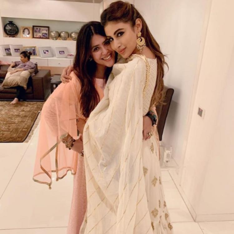 Mouni Roy is all praises for Ekta Kapoor in her latest PIC