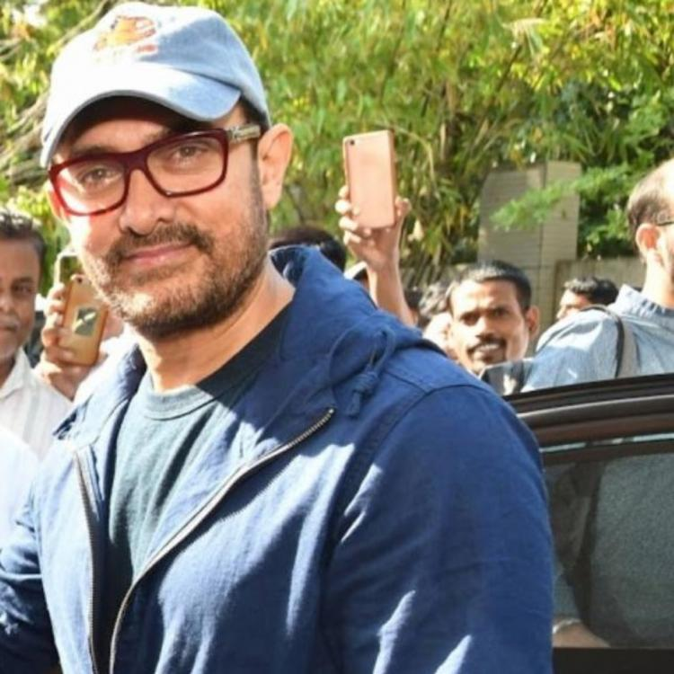 Aamir Khan back on board for Mogul after quitting it post the MeToo accusation against Subhash Kapoor