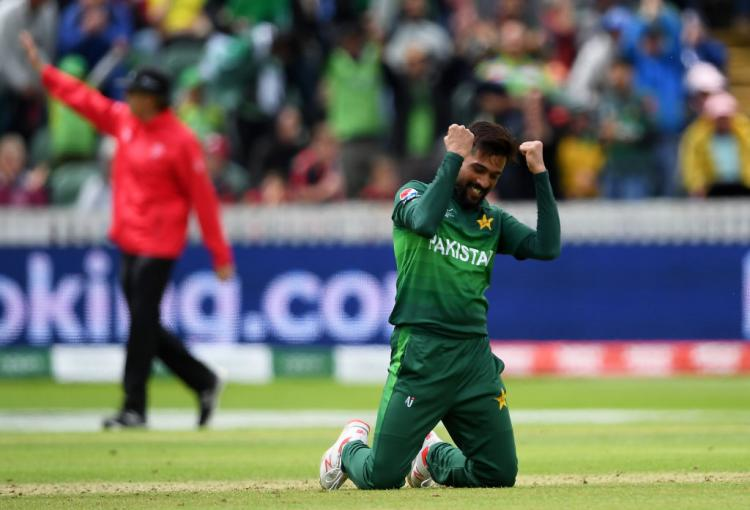 ICC World Cup 2019: Pakistani cricketer Mohammad Amir urges