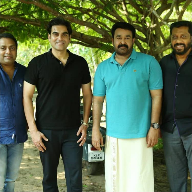 Arbaaz Khan on his Malayalam debut in Mohanlal starrer: I feel it's a once in a lifetime opportunity for me