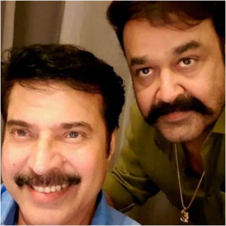 Mohanlal on competing with Mammootty: There is no battle between us in the film industry