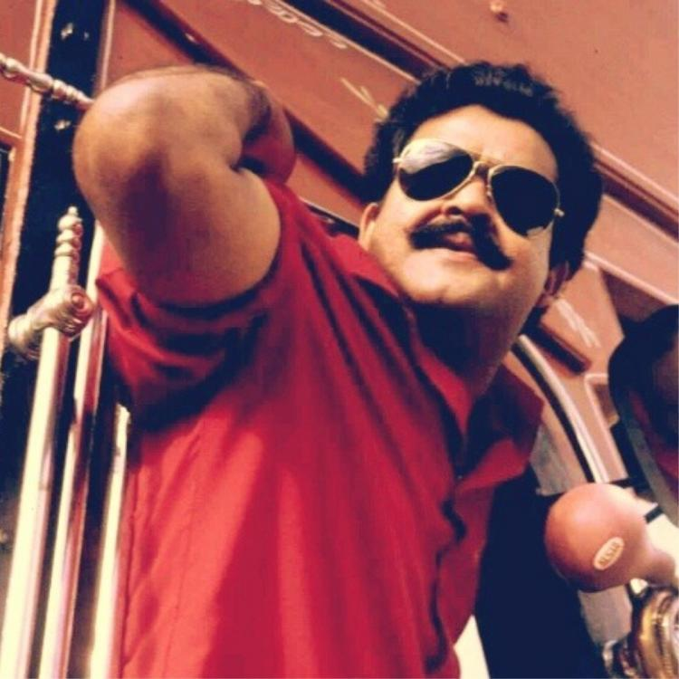 Mohanlal's Spadikam to have re release; Check out the first look poster
