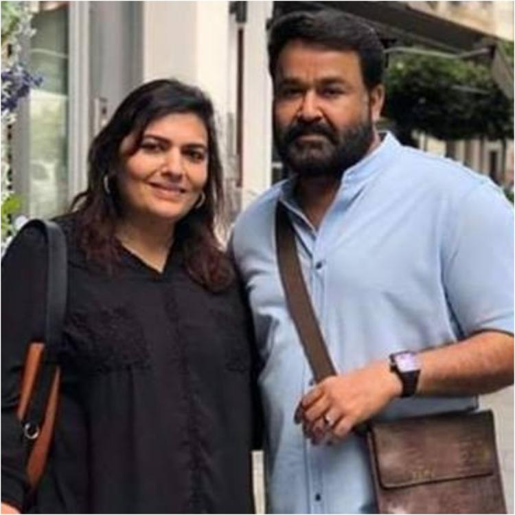 Mohanlal's wife Suchitra recalls visiting doctor alone during her pregnancy & reveals about his cooking skills
