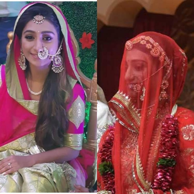 Mohena Kumari Singh gives an EPIC reply to a troll who asks about the ghoonghat during her wedding