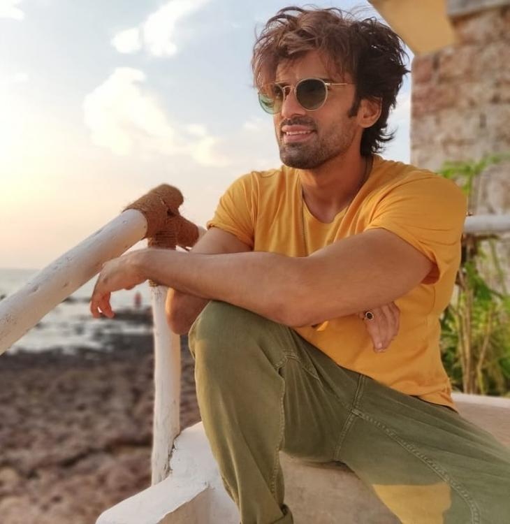 Kulfi Kumarr Bajewala actor Mohit Malik continues to shoot despite getting 6 stitches due to injury