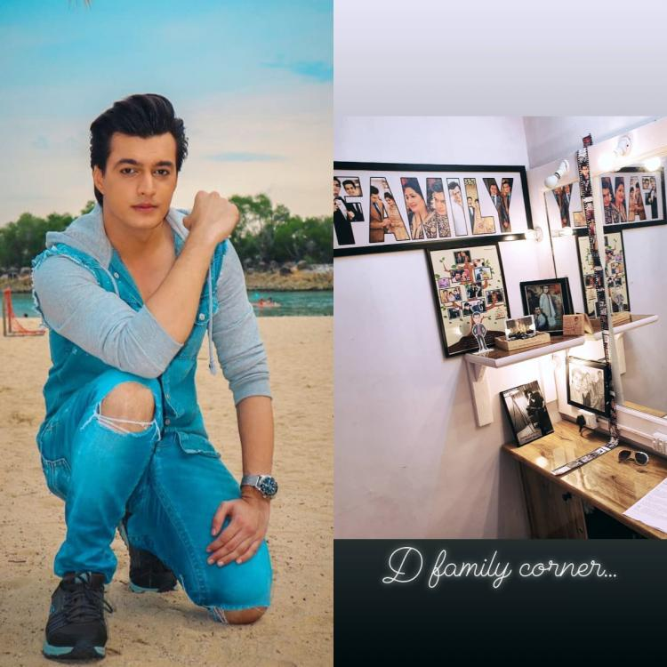 PHOTOS: Yeh Rishta Kya Kehlata Hai's Mohsin Khan thanks his fans for making his workplace a home; Check it out
