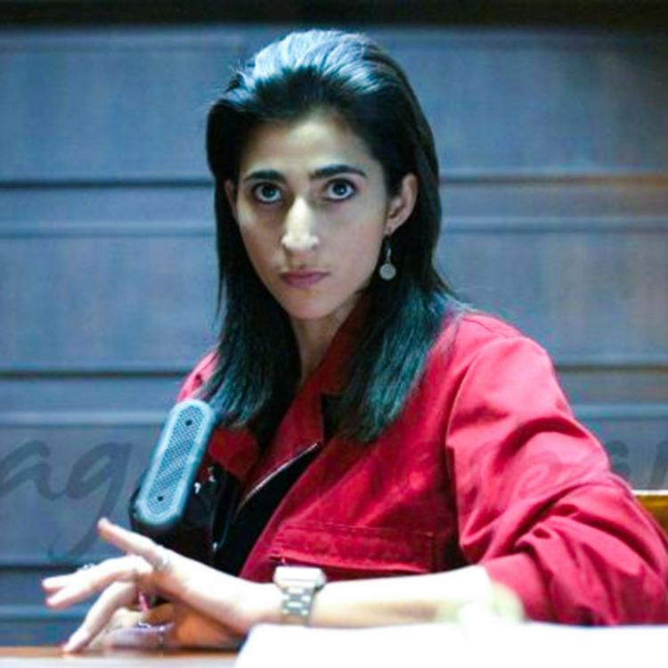 Before Money Heist, Nairobi aka Alba Flores played a South Indian character and spoke Telugu in a Spanish film