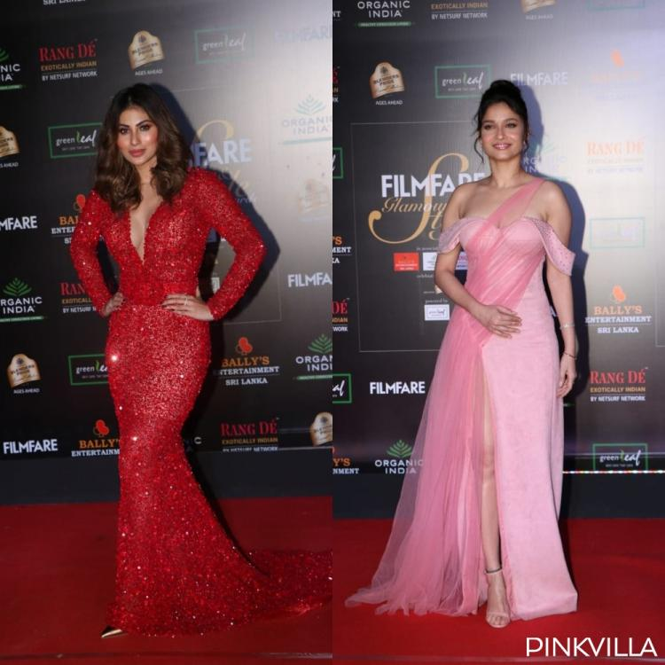 PHOTOS: Mouni Roy, Ankita Lokhande and others make a glamorous appearance at an event