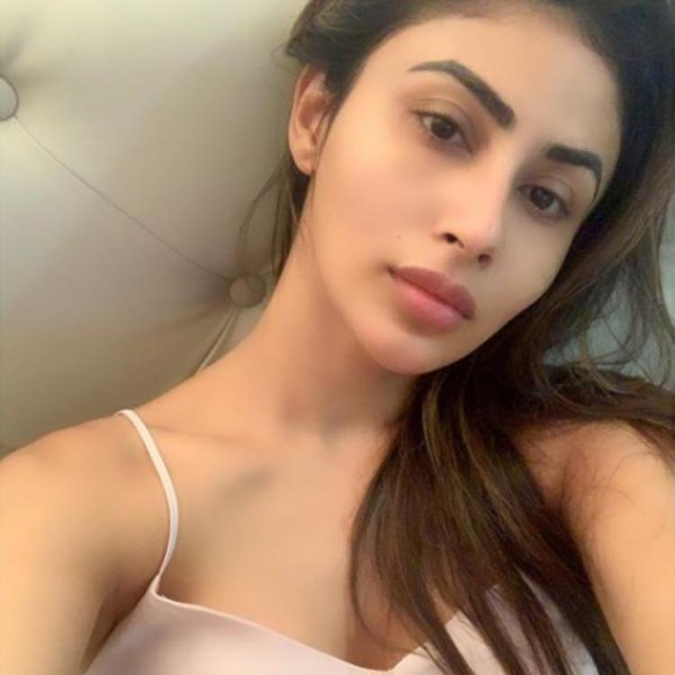 Mouni Roy looks flawless in her latest selfie and we are all hearts; View PIC