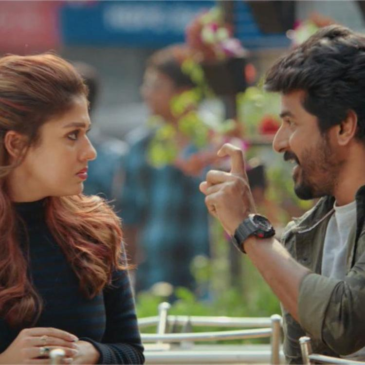 Mr Local Trailer Out: Nayanthara, Sivakarthikeyan starrer promises to be an entertainer
