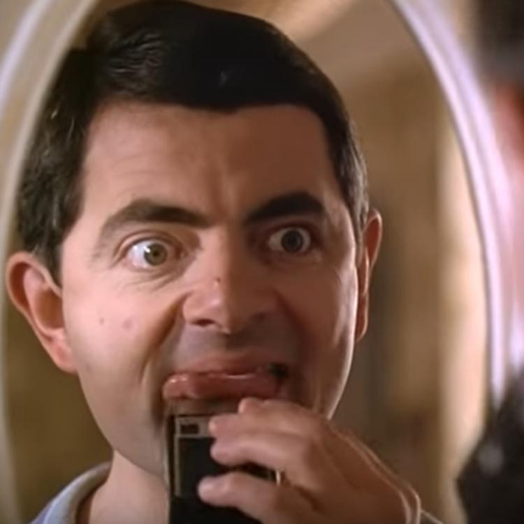Hollywood,Mr Bean,Rowan Atkinson