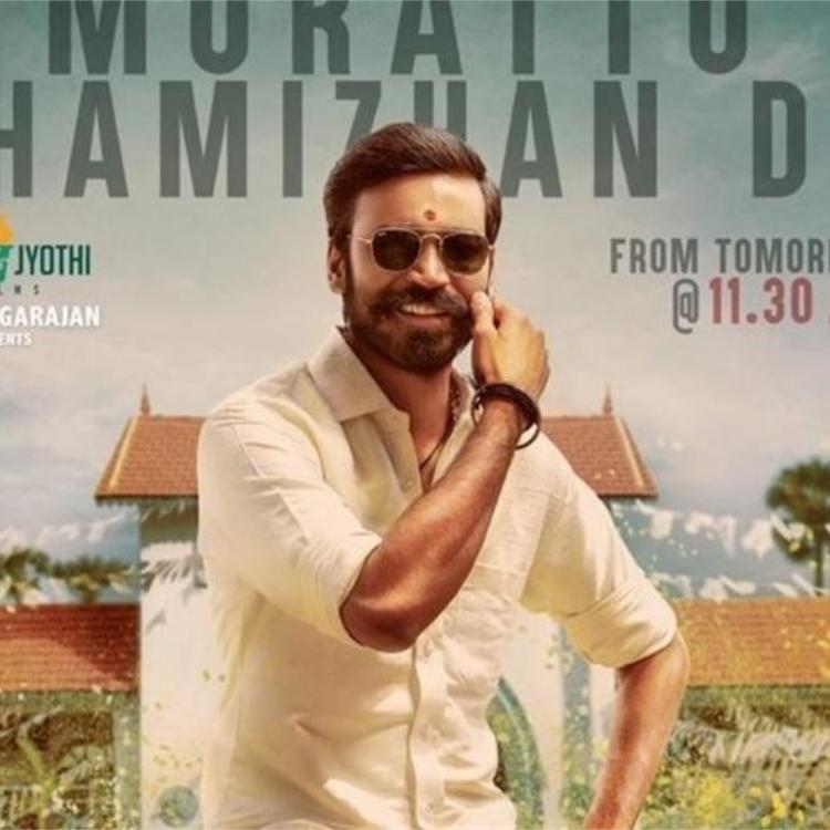 Pattas Song Morattu Thamizhan Da: Dhanush starrer track's NEW PROMO gets dropped; Check it out