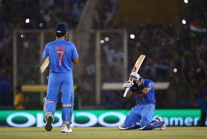 "Throwback Time! When MS Dhoni made Virat Kohli ""run like in a fitness test"""